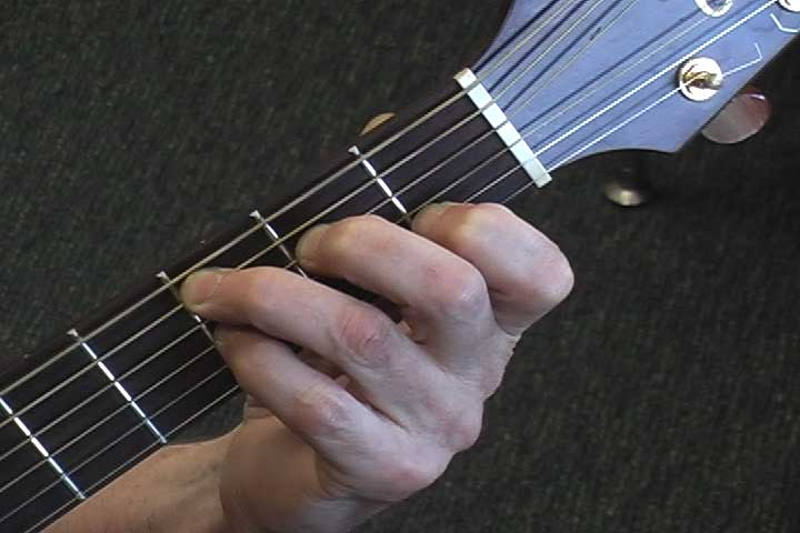 Guitar chords chart and diagram with video lessons