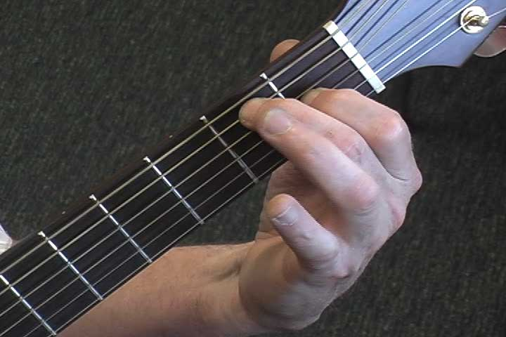 Beginning guitar chords